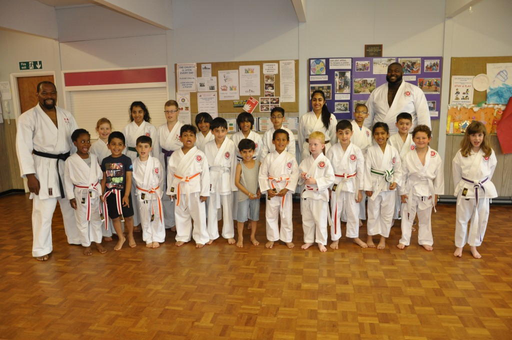 Harborne karate