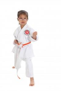 Peewee karate