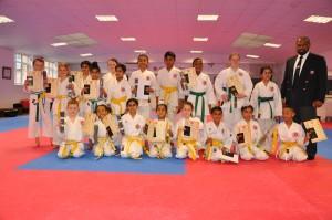 Zen-Shin Karate Grading