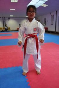 Kids Biginners Karate