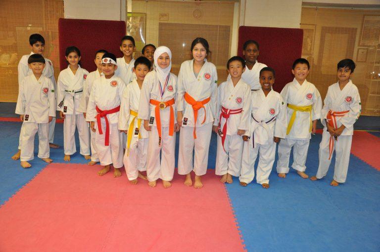Digbeth Junior Karate