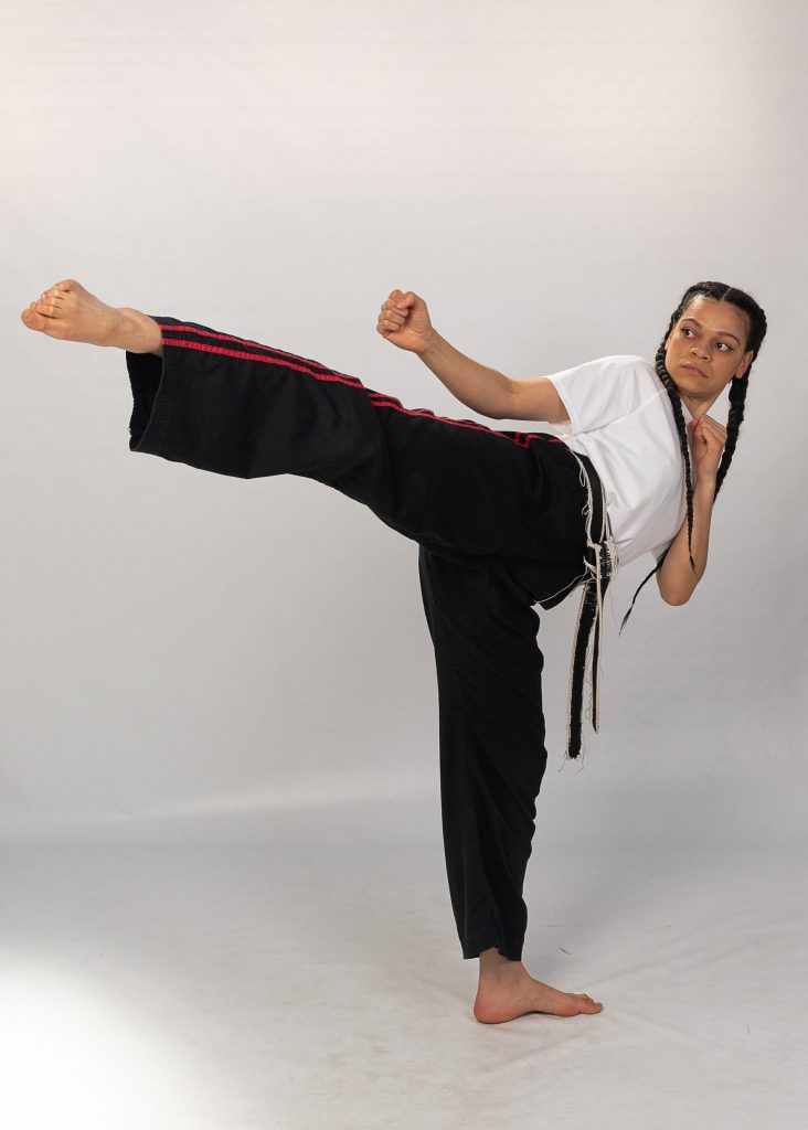 Sensei Afiya - Kickboxing Instructor