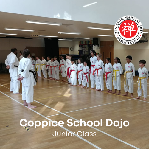 We have seen a tremendous return to class from our Mere Green students. We all have adapted well moving to a completely new dojo in Coppice School.