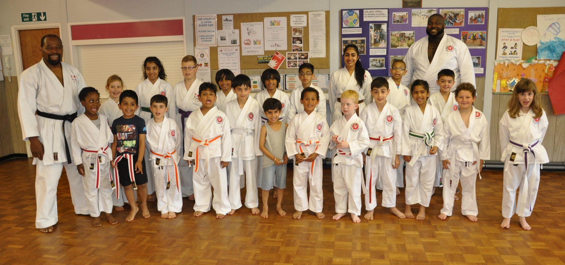 Harborne karate