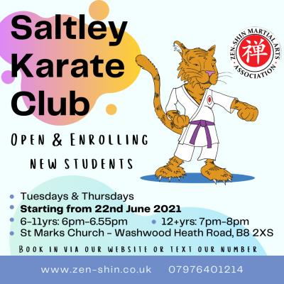 Saltley Karate Club